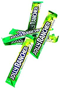 Jolly Rancher Sticks - Apple, 36 count