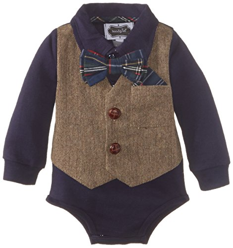 Newborn Boys Outfits back-411748