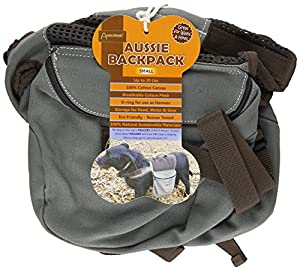 ABO Gear Aussie Naturals Dog Backpack, S