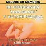 Mejore Su Memoria [Memory Improvement] | Barrie Konicov