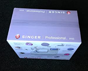 Singer Professional Computerized Sewing Machine with Extension Table