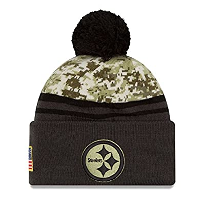 2016 Men's New Era Salute to Service Knit Hat