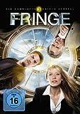 DVD Cover 'Fringe - Die komplette dritte Staffel [6 DVDs]