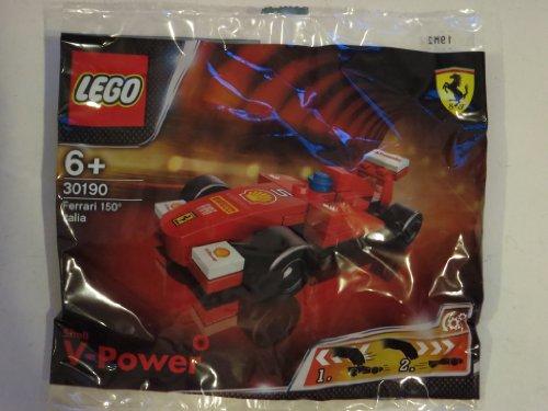 LEGO Ferrari Shell Promo 30190 Ferrari 150 Italia Æ'Å'Æ'S Ferrari Shell Promo - 1