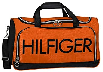 The Perfect Carry All - Tommy Hilfiger Belmont Duffle