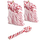 Peppermint Stirrers Candy Cane Spoons 2 Dozens for Christmas