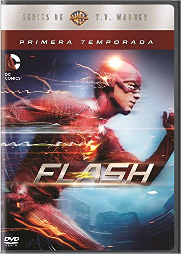Flash Temporada 1 , Serie De Tv En Dvd Edicion Latina