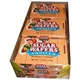 Keebler Vanilla Sugar Wafer (Pack of 12)