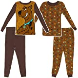 Scooby Doo Little Boys' All About Scooby Pajama Bottom 2 Pack Set