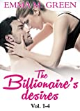 The Billionaires Desires Vol 1-4