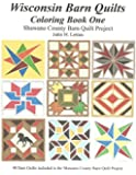 Wisconsin Barn Quilts Coloring Book One