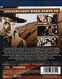 Image de John Wayne Edition: Höllenfahrt Nach Santa Fe [Blu-ray] [Import allemand]
