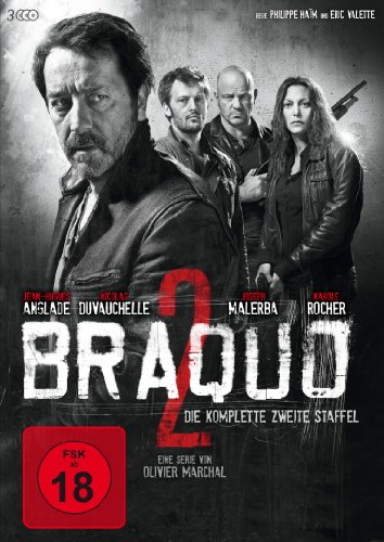 Braquo - Die komplette 2. Staffel [3 DVDs]