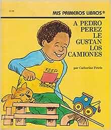 Pedro Perez Le Gustan Los Camiones/Joshua James Likes Trucks (Rookie