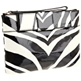 Kate Spade New York Fanfare Mikala Clutch Zebra,One Size