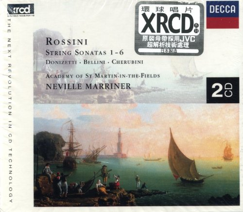 Academy Of St Martin In The Fields - Rossini: String Sonatas 1-6 - Zortam Music