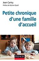 Petite chronique d'une famille d'accueil - 2e éd