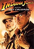 INDIANA JONES AND THE LAST CRUSADE - HARRISON FORD - US MOVIE FILM WALL POSTER - 30CM X 43CM