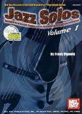 Jazz Solos Volume 1 (Frank Vignola Jazz Play-Along)