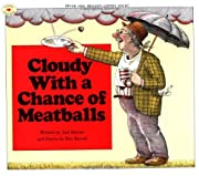 Cloudy With a Chance of Meatballs by Judi Barrett cover image