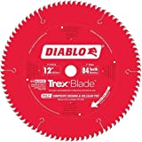 Freud D1284CD Trex Tooth Composite Decking Miter Saw Blade Ideal