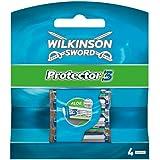 Wilkinson - 70051310 - Protector 3 Chargeur de 4 Lames