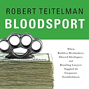 Bloodsport Audiobook