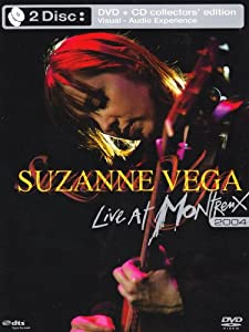 Suzanne Vega - Live at Montreux 2004 (+ Audio-CD) [Collector's Edition] [2 DVDs]