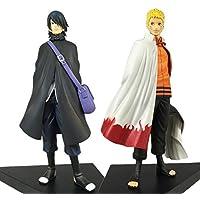 2pcs/Lot 16 Cm Cartoon Anime The Seventh Naruto Childrens Adult Naruto Uchiha Sasuke Pvc Action Figure Collection...