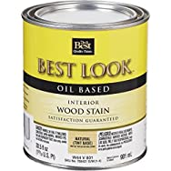 - W44V00801-44 Best Look Interior Wood Stain-TINT BASE INT WOOD STAIN