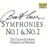 Beethoven: Symphonies Nos 1 & 2
