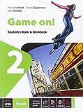 Game on! Student's book-Workbook. Con e-book. Con espansione online. Per la Scuola media