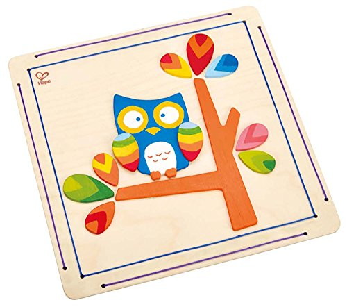 Hape Crafts - Hoot Owl Paint and Frame