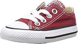 Converse Chuck Taylor All Star Low Top Chili Paste 749521C Infant 4