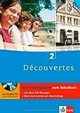 Découvertes 2 - Das Trainingsbuch: 2. Lernjahr, passend zum Lehrwerk
