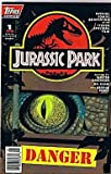 img - for Jurassic Park #1 Danger (The Official Comics Adaptation of the Steven Spielberg Film, Volume 1) book / textbook / text book