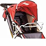 BOB Graco Infant Car Seat Adapter For Duallie Strollers, Black