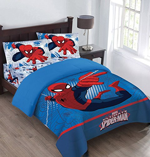 Cheap Spiderman Bedding For Kids Sheets Comforters And