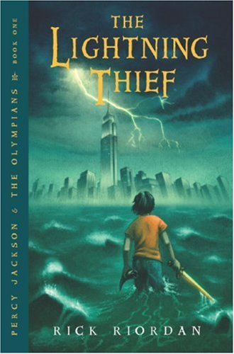 Image result for percy jackson book 1