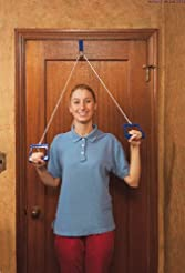 Get Over Door Exercise Pulley - webbing anchor [Electronics] Price-image