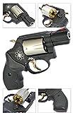 タナカ 【モデルガン】S&W(スミス&ウェッソン)M360 PD (スカンジウム).357マグナム 1-7/8インチ セラコートフィニッシュ (発火モデルガン) 軽合金製リボルバー TANAKA Smith & Wesson M360 PD ....