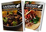 img - for Paleo Pressure Cooker Recipes and Paleo Mexican Recipes : 2 Book Combo (Caveman Cookbooks) book / textbook / text book