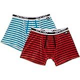 Animal Men's Austin Striped Boxer Shorts