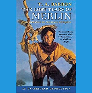 The Lost Years of Merlin Audiobook
