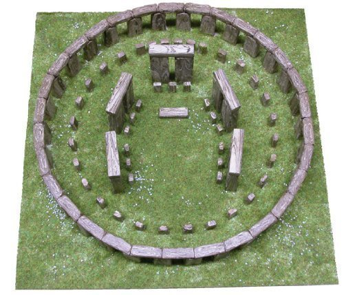 Stonehenge Model Kit by Aedes-Ars (Stonehenge Model compare prices)