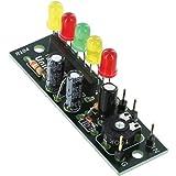 5-LED VU-Meter, Assembled