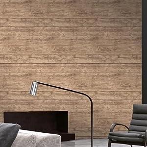 wooden kitchen wall wallpaper - photo #48