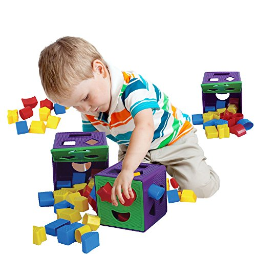 Educational Toys Learning Cube Set