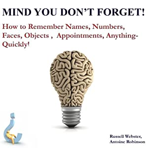 Mind - You Don't Forget! Audiobook