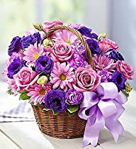 1-800-Flowers – Basket of Blooms – Large